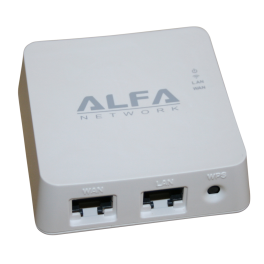 AIP-W512 WiFi Access Point Alfa Network pocket router