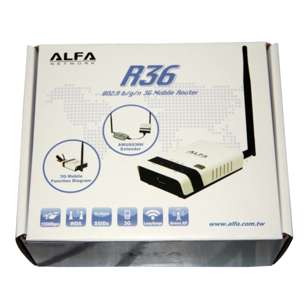 r36 alfa network wifi 3g router extender wifi highpower co uk rh wifi highpower co uk Alfa AWUS036NHR Manual Alfa R36 Extender Router