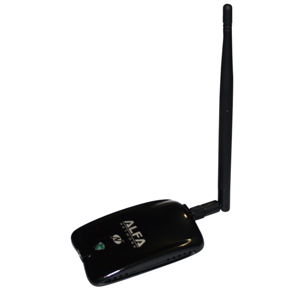 alfa network usb wifi card awus036nha 1000 mw and 5 dbi