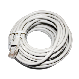 Ethernet cable 5m Cat5e FTP (shielded)