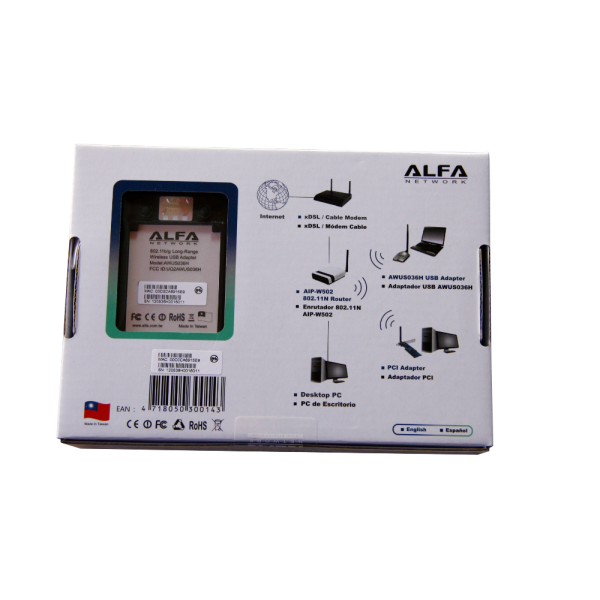 download driver alfa network awus036h wireless usb adapter windows xp