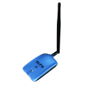 Awus036NHV Card USB Wifi Alfa Network 1,500 MW and Antenna 5dBi
