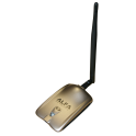 Alfa Network USB WiFi card Awus036NHR 2000 mW and 5 dBi antenna