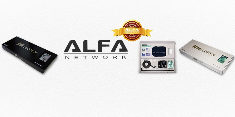 Alfa Network luxury